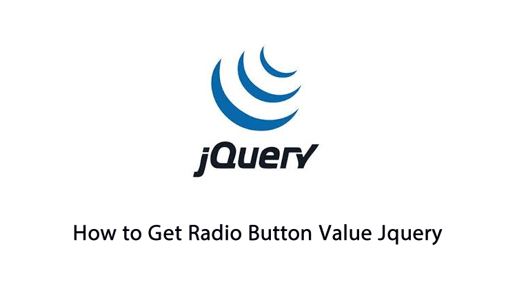 How to Get Radio Button Value Jquery